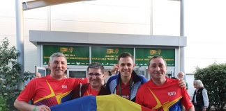 Ovidiu Ionescu are argint asigurat la Mondialele de Tenis de Masa!