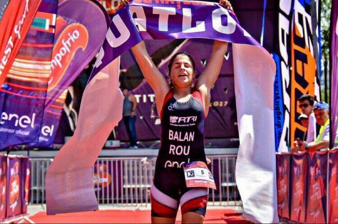 Andreea Balan participa la Campionatul Mondial de Aquatlon!
