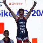 Andreea Balan este campiona mondiala ! Victorie la Aquabike in Pontevedra