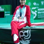 Andreea Bogati e cea mai buna gimnasta la aerobic. Repere din cariera!