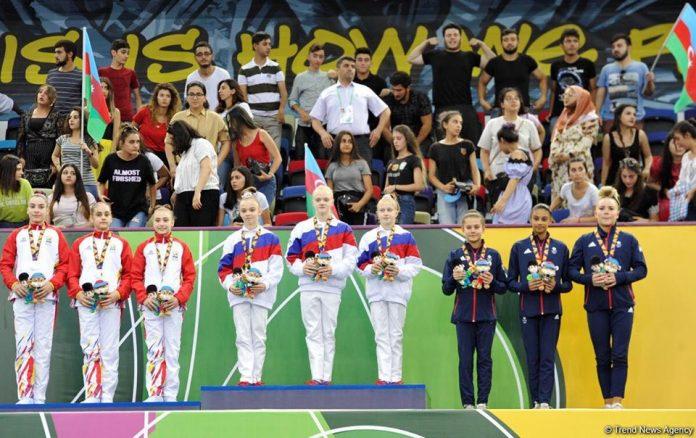 Medalii la gimnastica la Baku. Romania are si mai multe sanse pentru aur la FOTE