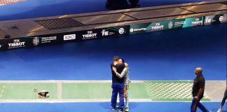 Bianca Pascu a castigat medalia de bronz la Mondialele de scrima, la Budapesta!