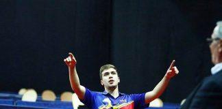 Medalie la dublu mixt pentru Romania la tenis de masa, la Campionatul Balcanic