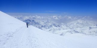 Drumul spre 5000 de metri plus! Experienta traita de Daciana Leonte