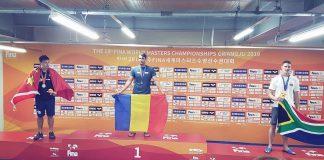 Gherghel e campion mondial la fluture! Aflati timpul obtinut in Gwangju