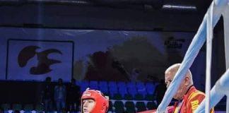 Lacramioara Perijoc e campioana europeana la box si vrea sa ajunga la TOKYO!