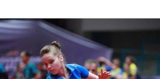 Elena Zahariaa completat seria medaliilor castigate la Varazdin