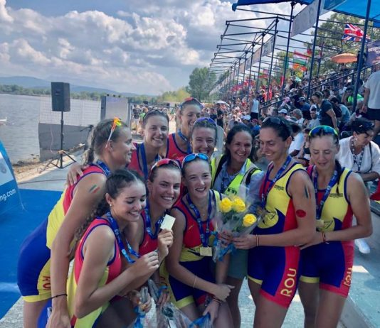 9 medalii de aur la Canotaj! Romania domina Europenele!