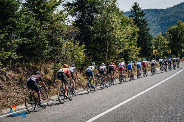 Ciclistii ataca inaltimile din Turul Romaniei. Weekend la Piatra Arsa