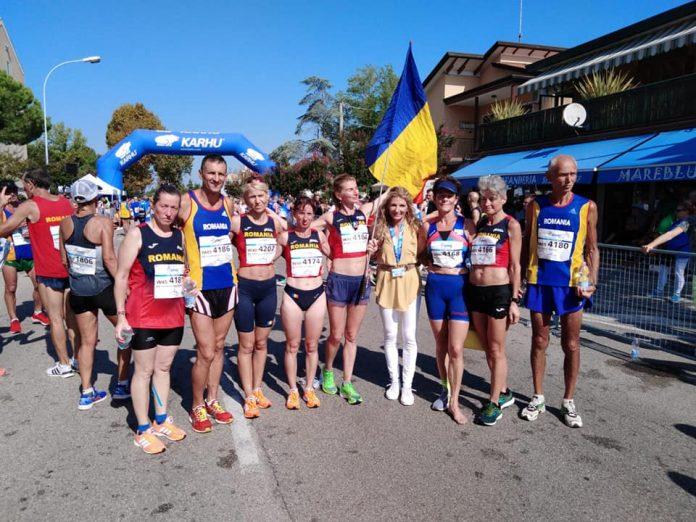 EXCLUSIV Constantina Dita, 49 de ani, la Maratonul din Berlin