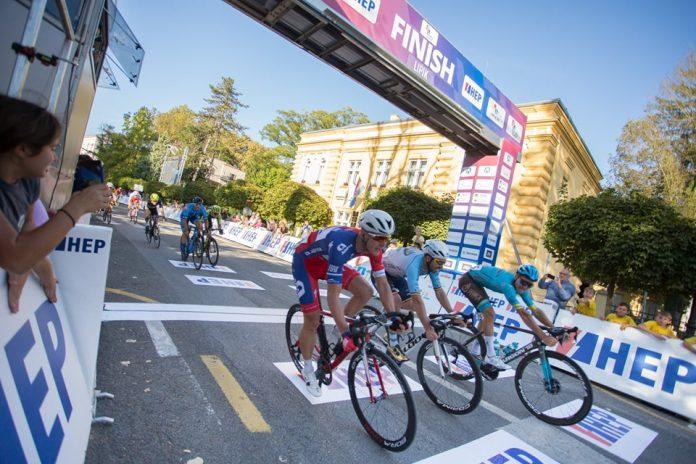 Eduard Grosu are 183 kilometri in etapa a doua din Croatia dupa un top 3