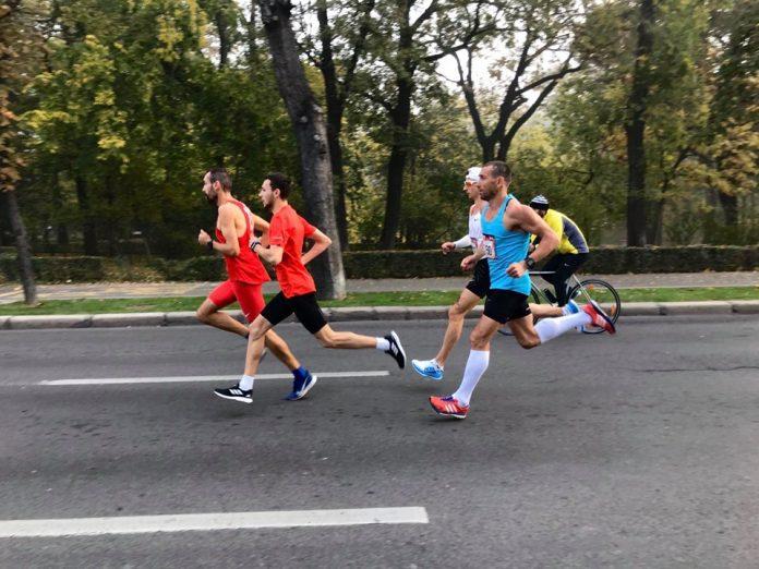 Marian Coman a castigat Bucharest Urban Athletics Auchan la 800 de metri