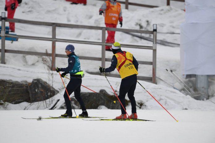 Paul Pepene participa in 7 curse de schi in zece zile. Start in Turul de Schi!