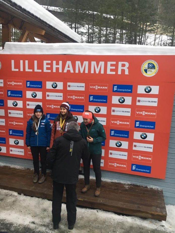 Raluca Stramaturaru se intrece pentru medalii cu americance si austriece