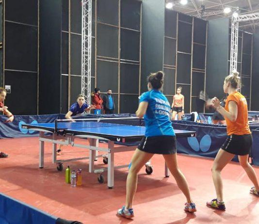 Sanse la medalii la Jocurile Olimpice de la echipa feminina de tenis de masa