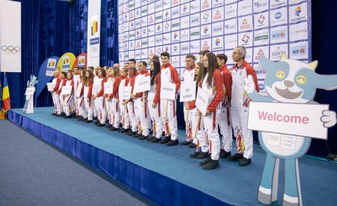 Romania se prezinta la Jocurile Olimpice pentru tineret de la Lausanne