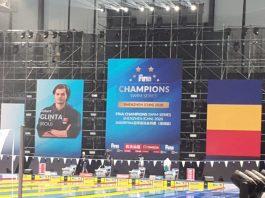 Robert Glinta a inceput 2020 in forta. Cursa excelenta la 50 metri spate in China