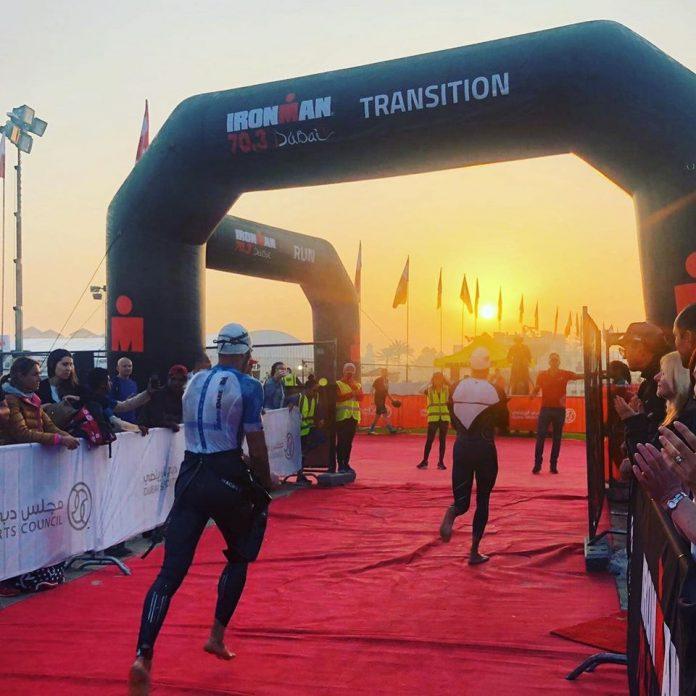 Secretul recordului la Triatlon! Alex Ion s-a remarcat la Dubai
