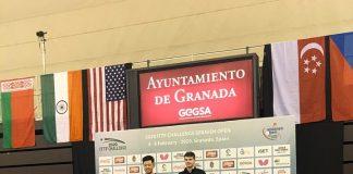 Rares Sipos este campionul Openului Spaniei la tenis de masa!