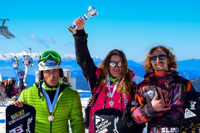 Victorie la Snowboard pentru Romania. A 4-a clasare in top 2 la rand!