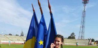 Diana Lataretu a fost convocata pentru Campionatul Balcanic de Mars din Ucraina