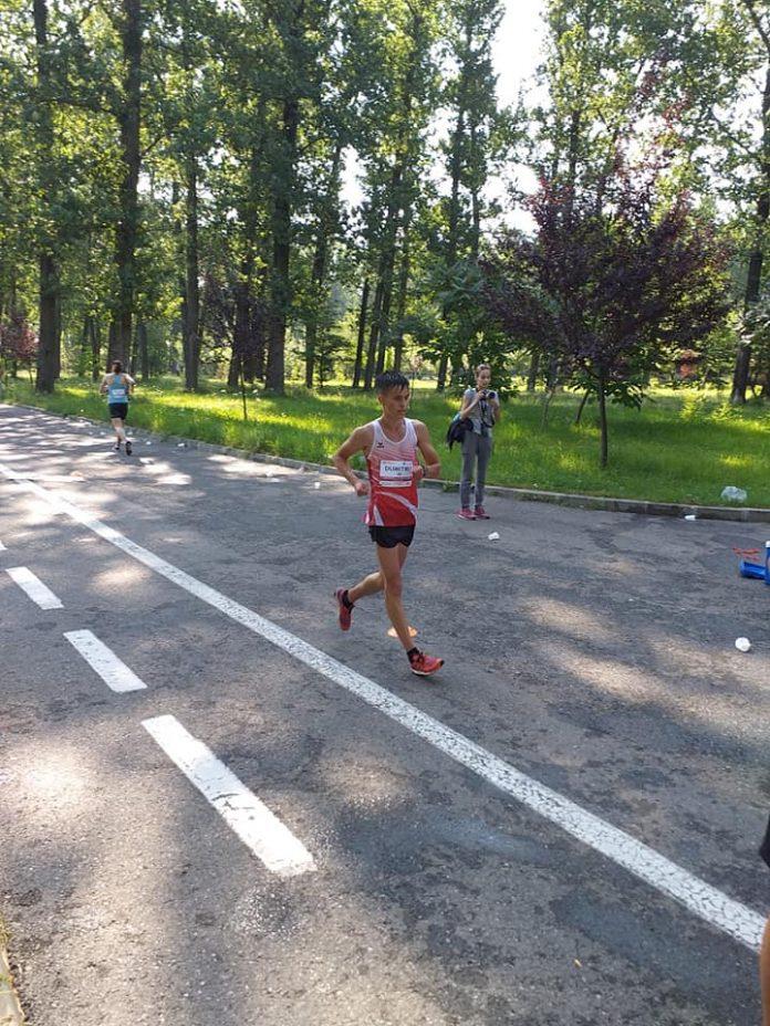 Ionut Dumitru in ritm de mars face performanta. Evolutia in 2020