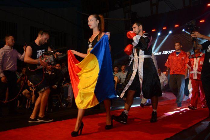 Cezar Juratoni a iesit din competitie dar isi sustine coechipiera, pe faimoasa Elena Ionescu. Artista a ramas singura in lupta cu trei razboinici.