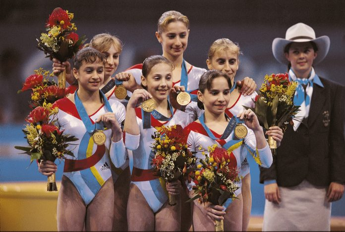 Loredana Boboc e campioana olimpica de la Steaua. Membra a echipei de aur!