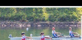 Amalia si Madalina Beres sunt din nou in barca. Misiunea Tokyo reincepe