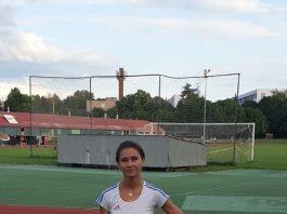 Claudia Prisecaru s-a intrecut pentru victorie on Ungaria la 5000 de metri. A facut PB