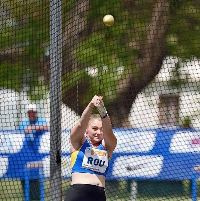 Castigatori la aruncari la Cupa Romaniei la Atletism-Open Juniori