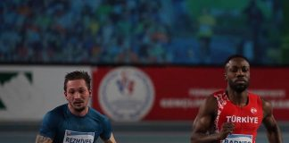 Rezmives va concura in Grecia. Declaratia sprinterului roman
