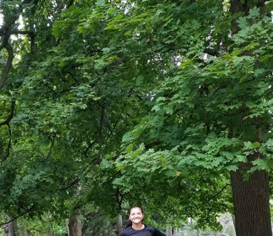 Vis romanesc în Arizona. Petronela este atleta cu master in epidemiologie