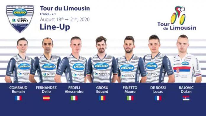Final de Tur pentru Eduard Grosu. Rezultate in Tour du Limousin