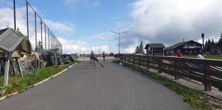 Castigatori la Campionatele Nationale de Biatlon Role.Intreceri la Cheile Gradistei