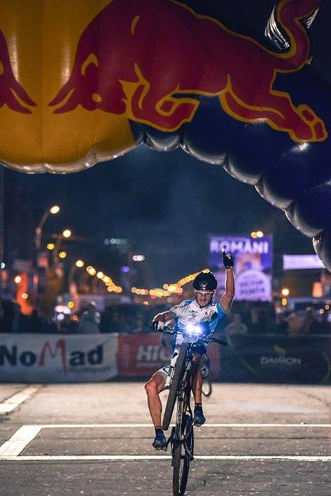 Lucian Logigan se impune la Triada MTB Avrig. Succes al CSU Scott ProCycling