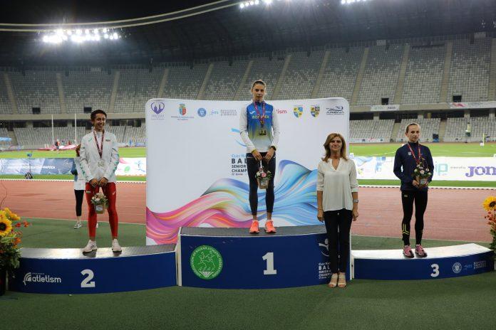3 medalii de aur la intrecerile balcanice pentru atletii romani