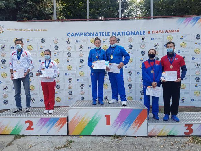Tandemul Sidi face performanta pentru Steaua la Tir! Rezultate la Nationale