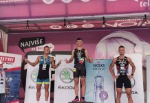 Team Triatlon Romania se remarca in Serbia. Victorie pentru Chindris