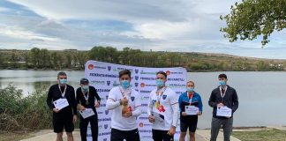 Rezultate la Campionatul National de Canotaj la Juniori desfasurat la Iasi