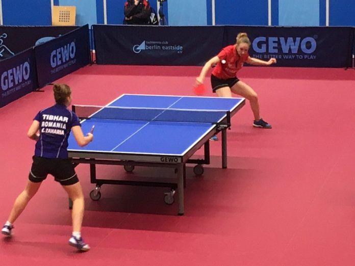 România a cucerit trei medalii, la turneul de tenis de masă Europa Top 10 din Berlin