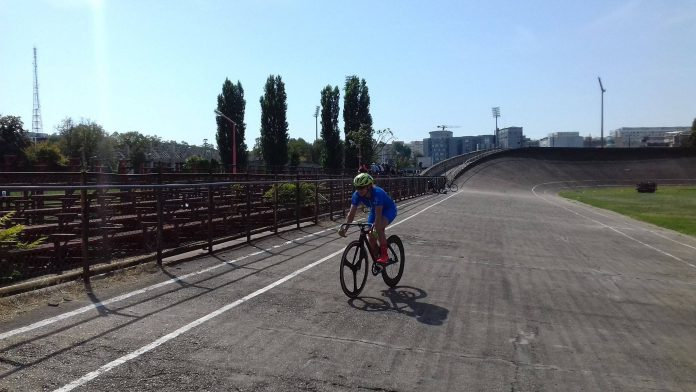 Adriana Szentgyörgyi Ceaușescu și recordurile din ciclism