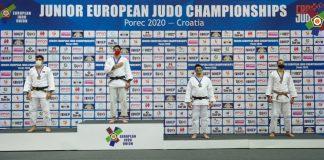 Alex Cret si Eduard Serban sunt medaliati la Campionatele Europene de judo juniori