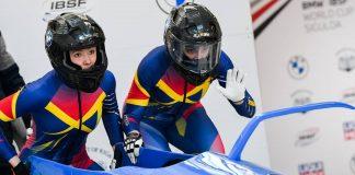 Andreea Grecu e din nou pe podium la bob. Rezultate in Germania