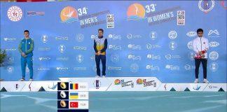 Gabriel Burtănete este campion european la gimnastică. A câștigat la sărituri