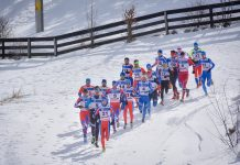 Campionat European de Winter Triathlon din nou in Romania.