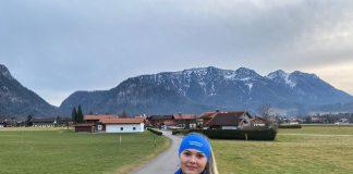 Start pentru Mihaela Hogaș la întrecerile de patinaj viteză în 2021