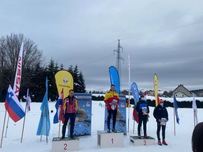 Mihai Raul Popa a câștigat după o întrecere cu Paul Pepene la schi fond în Croația