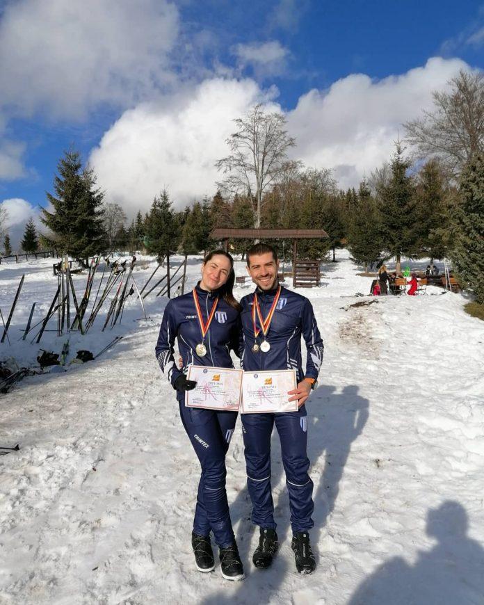Alex Blejdea este campion la schi orientare. Victorie la start de 2021