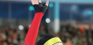 Mihaela Hogaș este prima care coboară sub 39 de secunde la o Cupă Mondială.